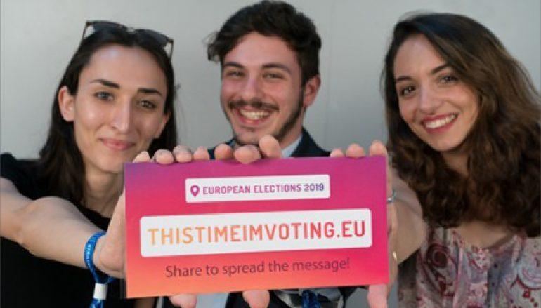 Stavolta voto: la campagna del Parlamento europeo