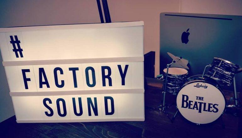 Factory sound, nel sogno di Alessandra