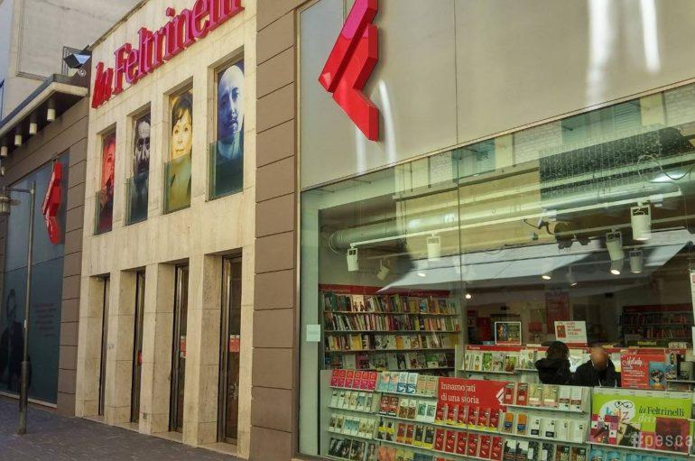 Pescara, La Feltrinelli ospita Lithium 48