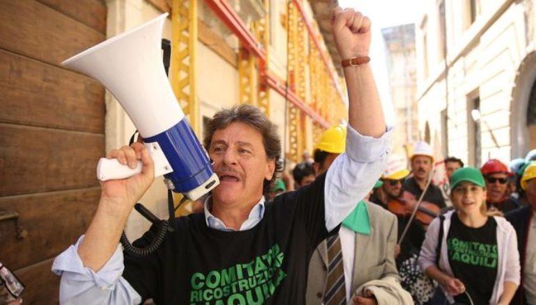 """Tirabassi, l'idealista in """"L'Aquila – Grandi Speranze"""""""