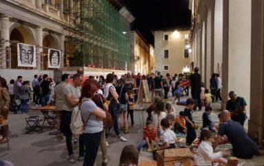 L'Aquila, il centro e la proposta del venerdì sera
