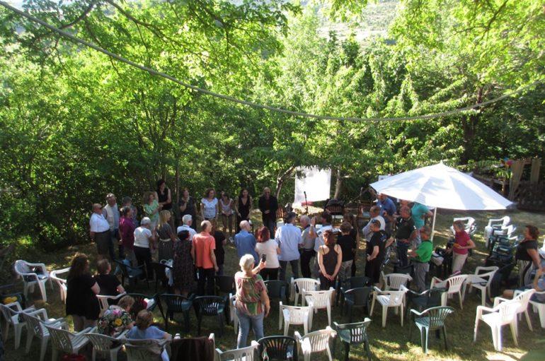 Parole e musica nel borgo amato da Wojityla