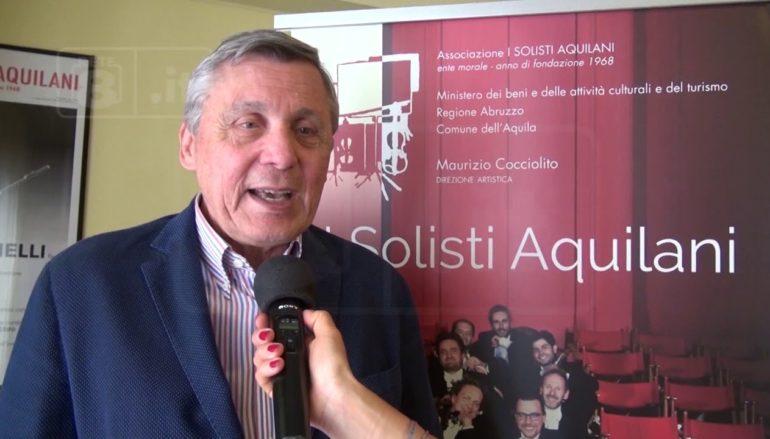 De Agostini: Solisti Aquilani ambasciatori d'Abruzzo