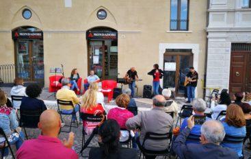 L'Aquila, incontri letterari tra musica e performance