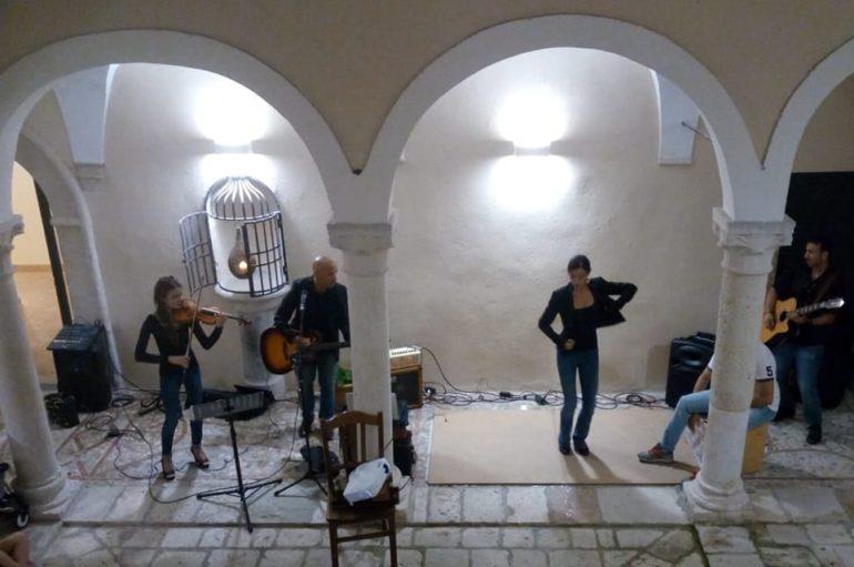 Andalusia tra duende e flamenco a palazzo Burri Gatti