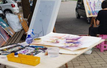 Arte, poesia e musica al Parcobaleno