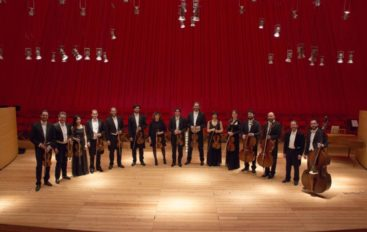 I Solisti Aquilani suonano alla Biennale di Venezia
