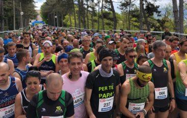 L'Aquila città nel mondo, la mezza maratona