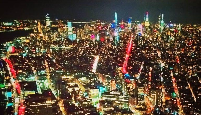 Quella sfida di corsa fra i grattacieli di New York