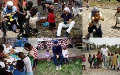 Il Congo e il sorriso dei bambini da difendere