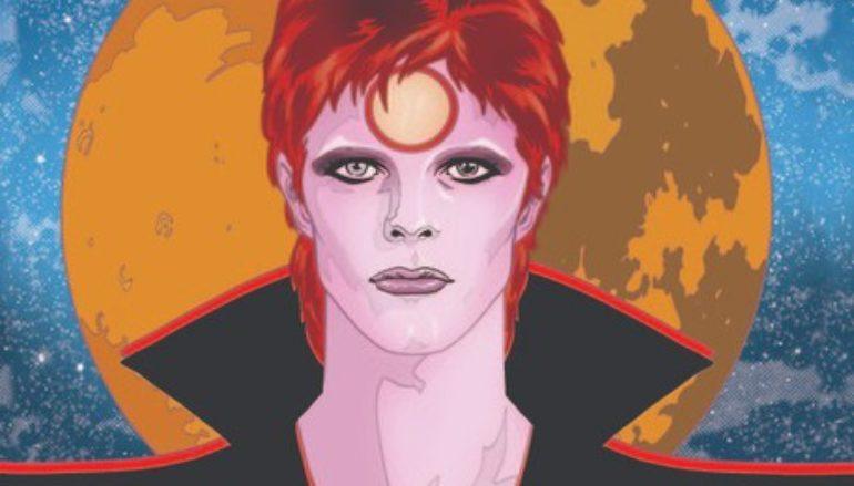 David Bowie, nuovo Ep e biografia a fumetti