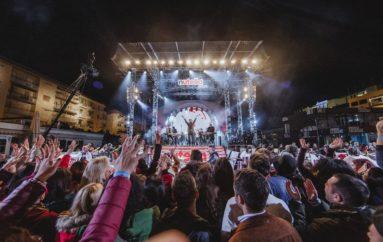 Anche Rockin'1000 sbarca a Sanremo
