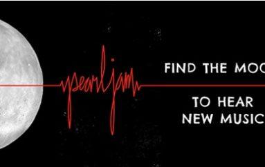 Pearl Jam, cerchi la luna e trovi il nuovo singolo