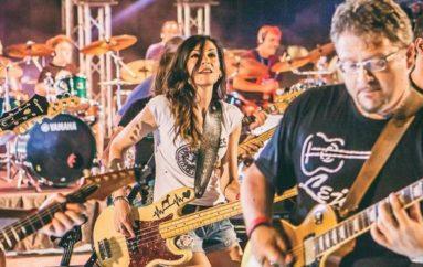 The Biggest Combat Rock band a Pescara