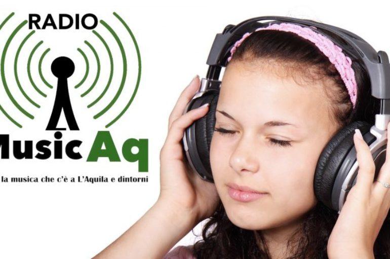 Radio MusicAq, suoni e racconti in streaming