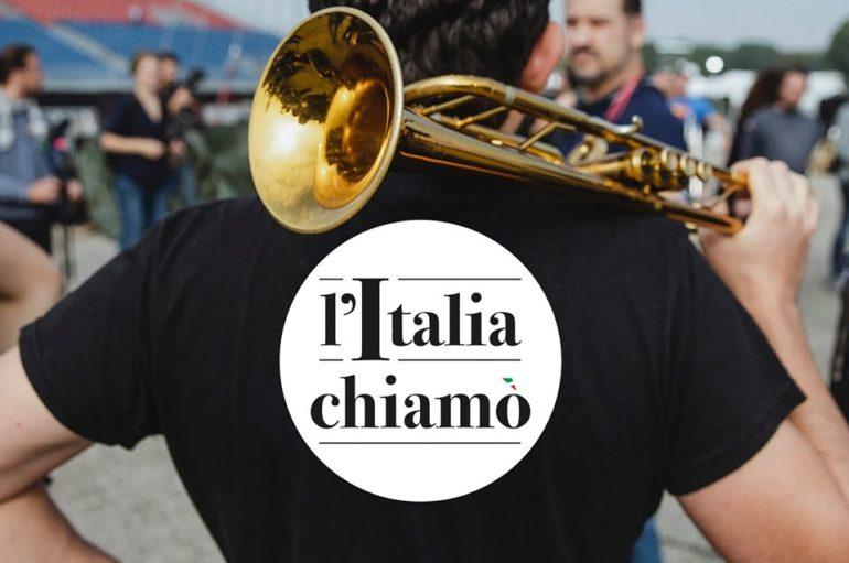 L'Italia Chiamò, maxi-diretta web dal Paese che reagisce