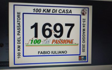 La 100 del Passatore, quest'anno la corriamo a distanza