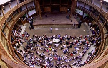 Il Globe Theatre riapre con le note di D'Artista