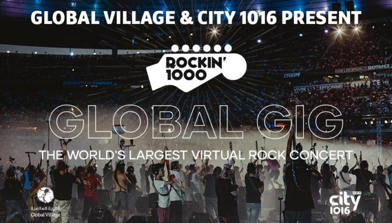 Rockin'1000 in 2.500 nella Global Gig virtuale