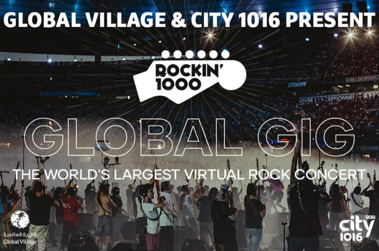 Rockin'1000 in 2.500 nella Global Gig virtuale