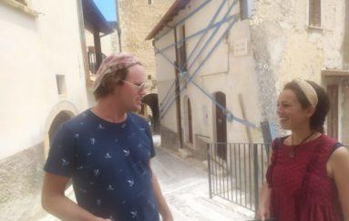 Poesia, pittura, performance e musica nel borgo di Fontecchio