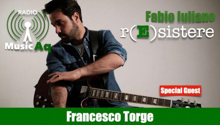 r(E)sistere: seconda stagione, Francesco Torge