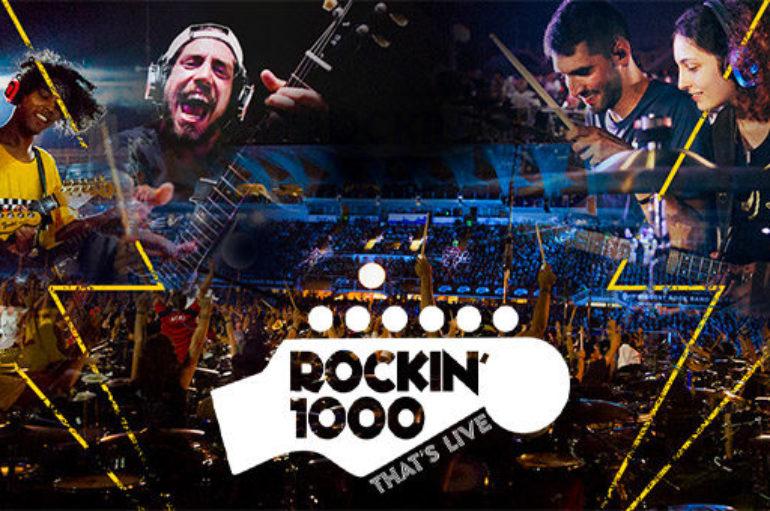 Rockin'1000, nei cinema la storia della band
