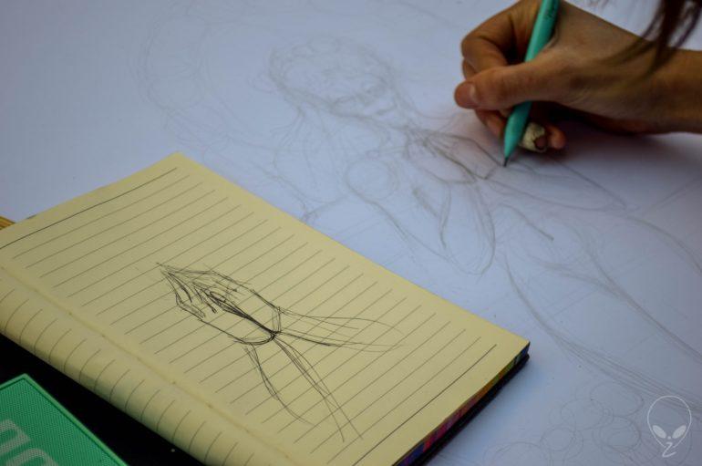 Kubla Khan, Diggi e l'arte di strada