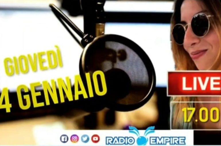 """Lithium 48 a """"Musica e Parole"""" su Radio Empire"""