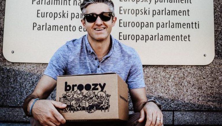 Broozy: quando l'Abruzzo viaggia in una scatola