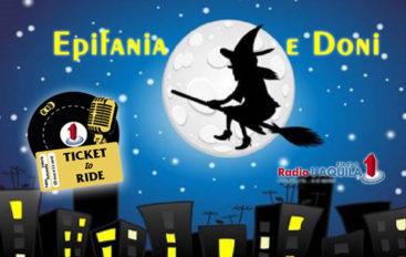 Ticket to Ride, pt. 12: Epifania e doni