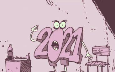 Zerocalcare: il cartoon di buona fine e buon inizio