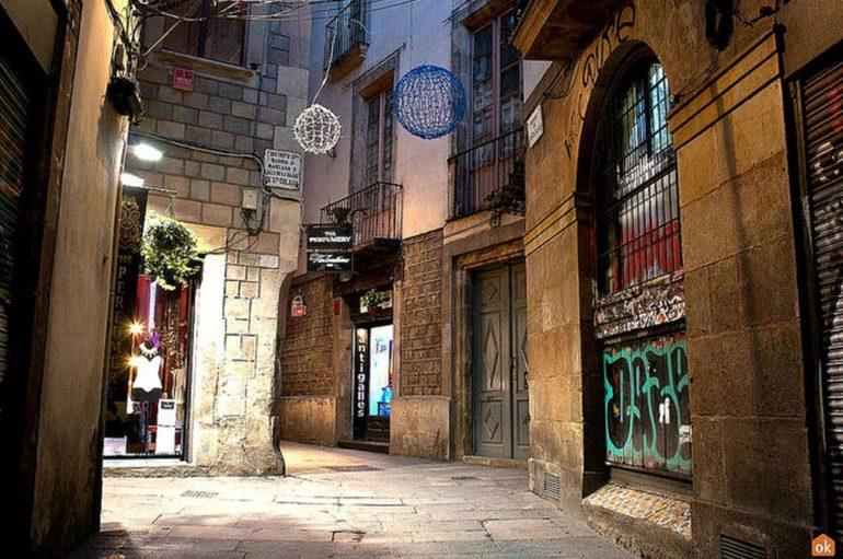 Barrio Gotico, anima ribelle e presuntuosa di Barcellona