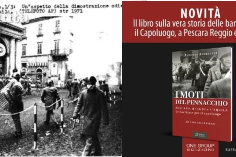"Andreucci racconta ""I Moti del Pennacchio"""