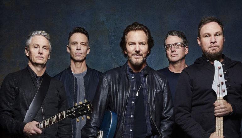 I Pearl Jam rinviano il tour europeo al 2022