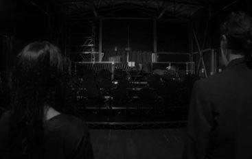 Una finestra sul teatro, il video della non performance