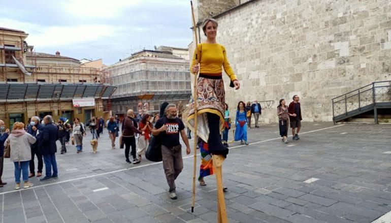 Danser Encore, il flash mob arriva a Teramo