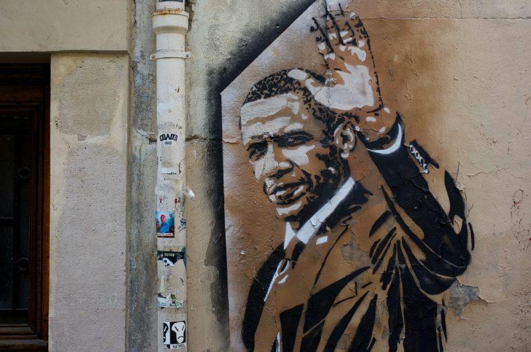 Nella Caserma che accolse anche Obama