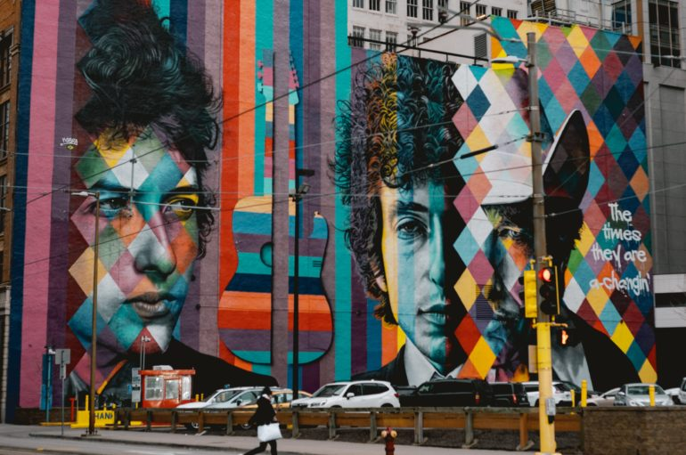 "Bob Dylan, ""Original vagabond"" del nostro tempo"