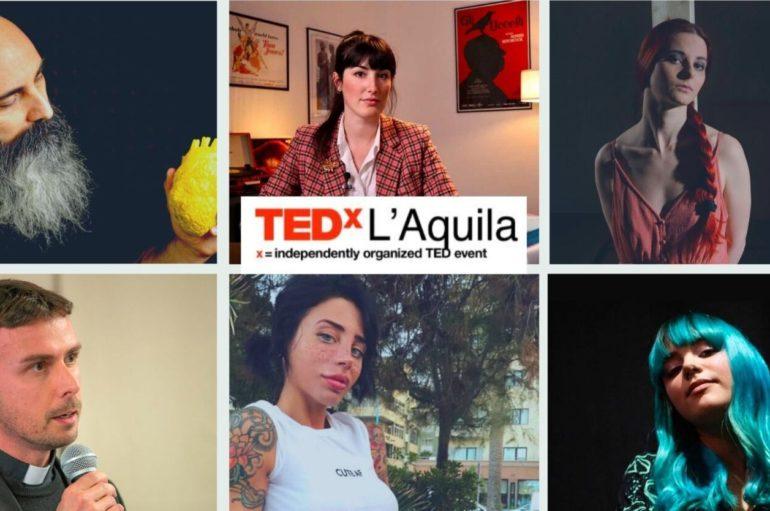 Tedx L'Aquila: tutti i protagonisti