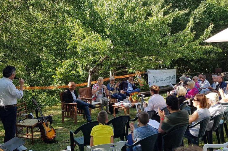 Il Giardino letterario, undici appuntamenti sulla Jenca