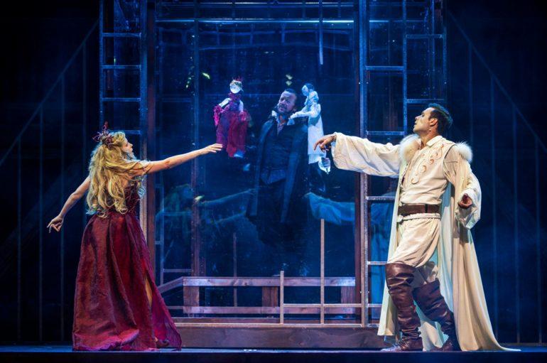 Ovidio e Shakespeare per celebrare Proietti
